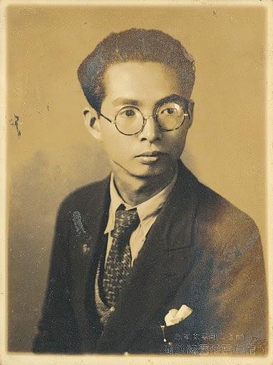 Composer Tīng Ú-hiân 鄧雨賢