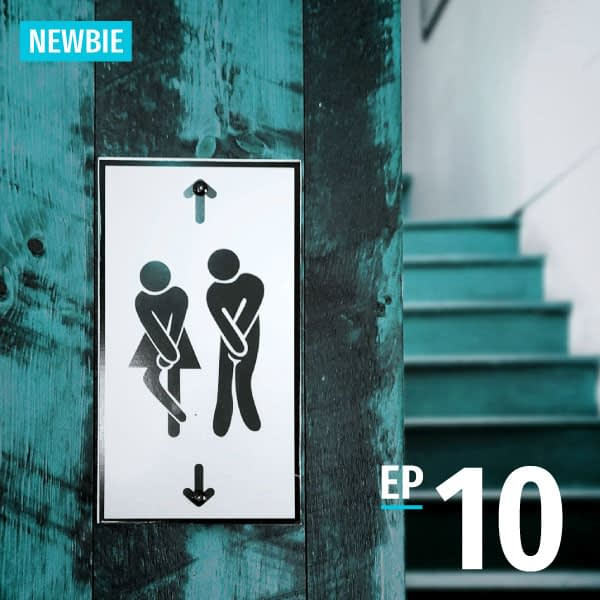 Bite-size Taiwanese - Newbie - Episode 10 - Where are the restrooms?